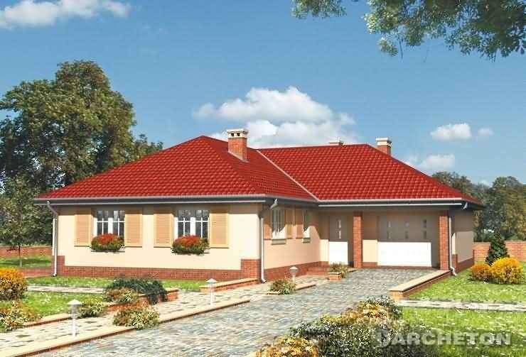 Дубовое фото домов
