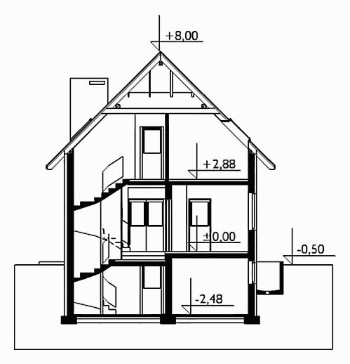 610план схема дома бесплатно