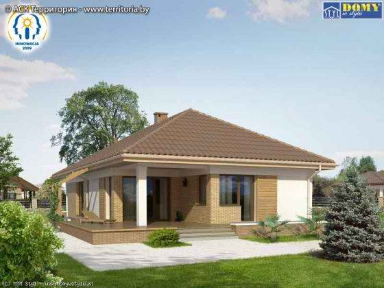 П�оек�� одно��ажн�� домов до 120 квм �о�о П�оек�� домов