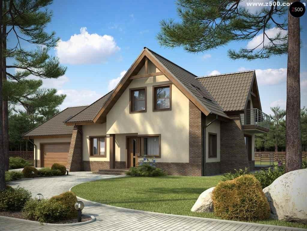 Фото проектов домов изнутри